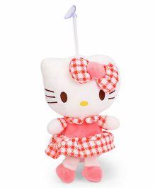 Dimpy Stuff Hello Kitty Soft Toy Pink - 18 cm