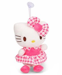 Dimpy Stuff Hello Kitty Soft Toy Pink - 18 cm