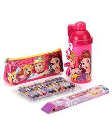 Disney Princess School Kit - Pink