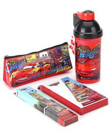 Disney Pixar Cars School Kit - Red