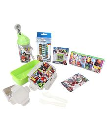 Marvel Avengers School Kit - Green