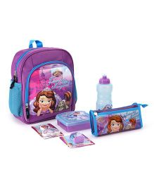 Disney Sofia The First School Kit - Purple