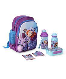 Disney Sofia The First School Kit - Purple