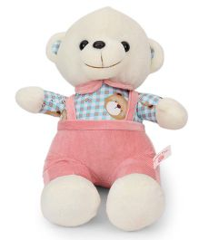 Dimpy Stuff Teddy Bear Soft Toy Cream - 40 CM