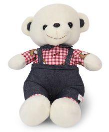 Dimpy Stuff Teddy Bear Soft Toy Cream