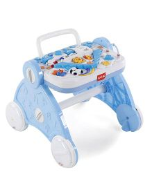 Luv Lap Baby Musical Activity Walker - Blue