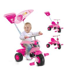 Smart Trike Candy Princess Tricycle - Pink