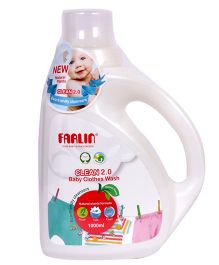 Farlin Eco Friendly Baby Clothing Detergent - 1000 ml