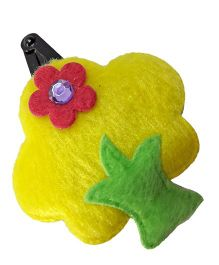 Sugarcart Cute Yellow Tree Clip - Yellow