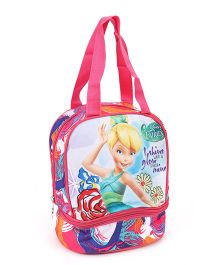 Disney Fairies Kids Tiffin Bag-Pink
