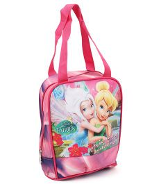 Disney Fairies Kids Tiffin Bag - Pink