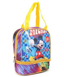 Disney Mickey Rocks Kids Tiffin Bag - Multicolor