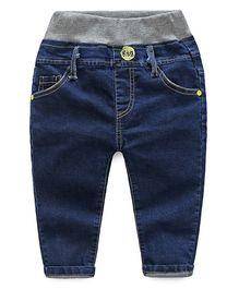 Funtoosh Kidswear Denim Pant - Blue