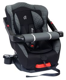 1st Step Convertible Car Seat - Black