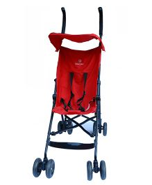 Abracadabra Lightweight Small Stroller - Red