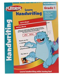 Playskool Grade 1 Learn Handwriting Workbook - 32 Pages