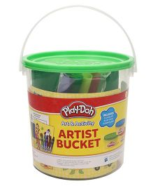 Play Doh Large Artist Bucket - Green