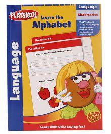 Playskool Kindergarten Learn The Alphabet Workbook - 32 Pages