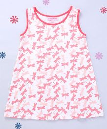 CrayonFlakes HouseFly Dress - Peach