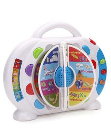 Winfun Take Along Phonics Player - White