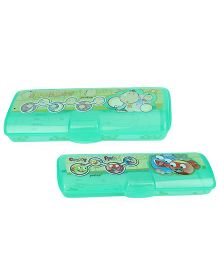 Pratap Hy Trend Chhotu And Motu Pencil Box Set Of 2 - Green