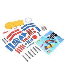 Toys Box DIY H2O Robotic Arm Kit 172 Pieces - Multicolor