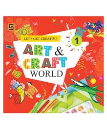 Art & Craft World 1 - English