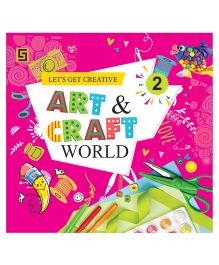 Art & Craft World 2 - English