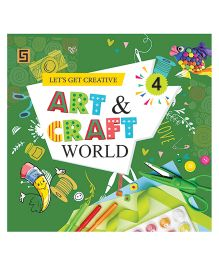 Art & Craft World ( With material ) 4