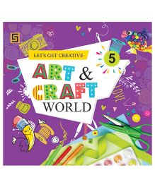 Art & Craft World 5 - English
