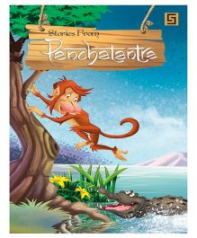 Panchatantra Story Book - English