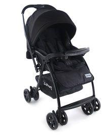 LuvLap Grand Baby Stroller Black - 18315