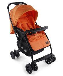 LuvLap Grand Baby Stroller Orange - 18316