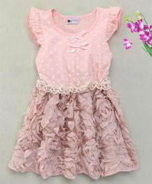 Adores Trendy Rose Dress - Pink