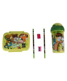 Ben 10 Theme School Set - Green