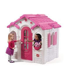 Step2 Sweetheart Playhouse - Pink White