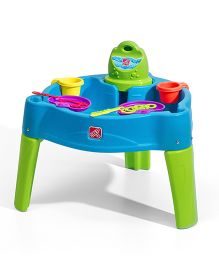 Step2 Big Bubble Splash Water Table - Blue Green