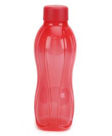 Tupperware Water Bottle Red - 500 ml