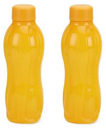 Tupperware Water Bottles Yellow Pack Of 2 - 500 ml