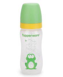 Tupperware Baby Feeding Bottle Green - 270 ml