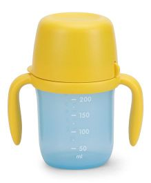 TupperwareTwinkle Training Cup Yellow And Blue - 250 ml