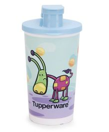 Tupperware Willie and Friends Tumbler Light Blue - 350 Ml