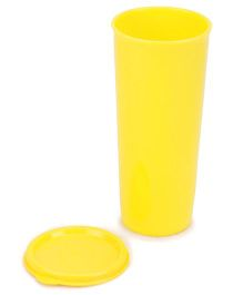 Tupperware Jumbo Tumbler Yellow - 400 ml