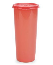 Tupperware Rainbow Tumbler Orange - 400 ml