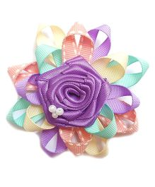 Reyas Accessories Pastel Hair Clip - Multicolor