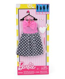 Barbie Fashion Doll Dress - Pink
