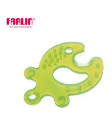 Farlin Educational Smiley Teether - Green