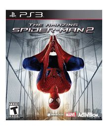 Activision PS3 The Amazing Spider-Man 2 Video Game
