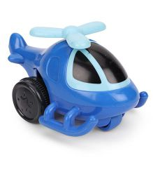 Baby Helicopter Toy - Blue