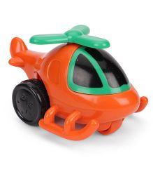 Baby Helicopter Toy - Orange